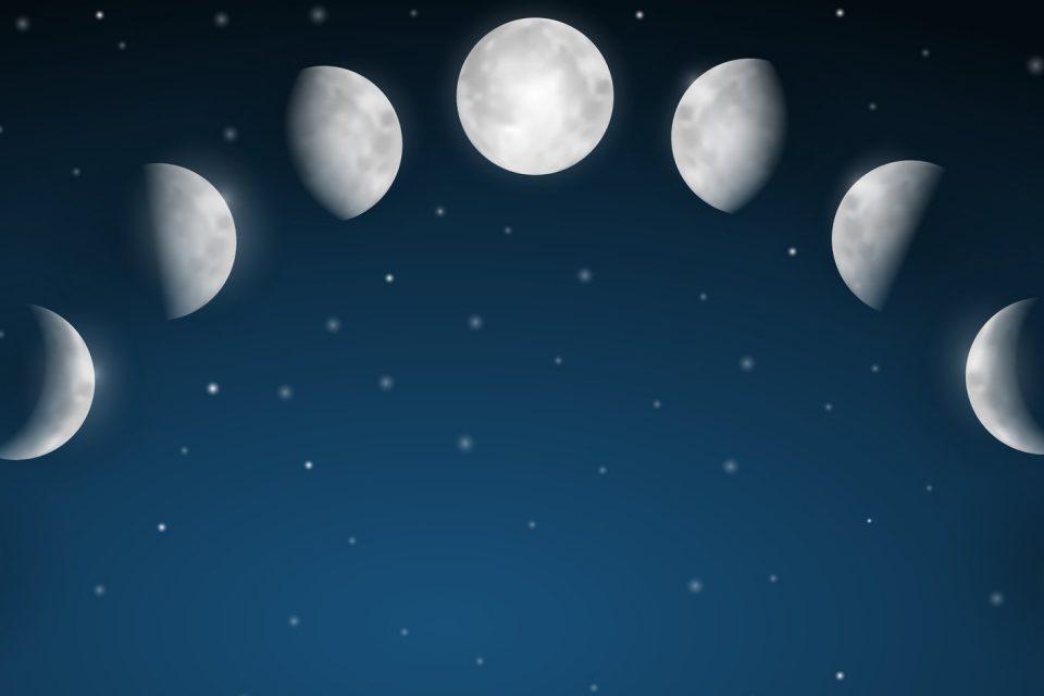 Calendario lunar, conoce las fases de la Luna en 2019 - WeMystic