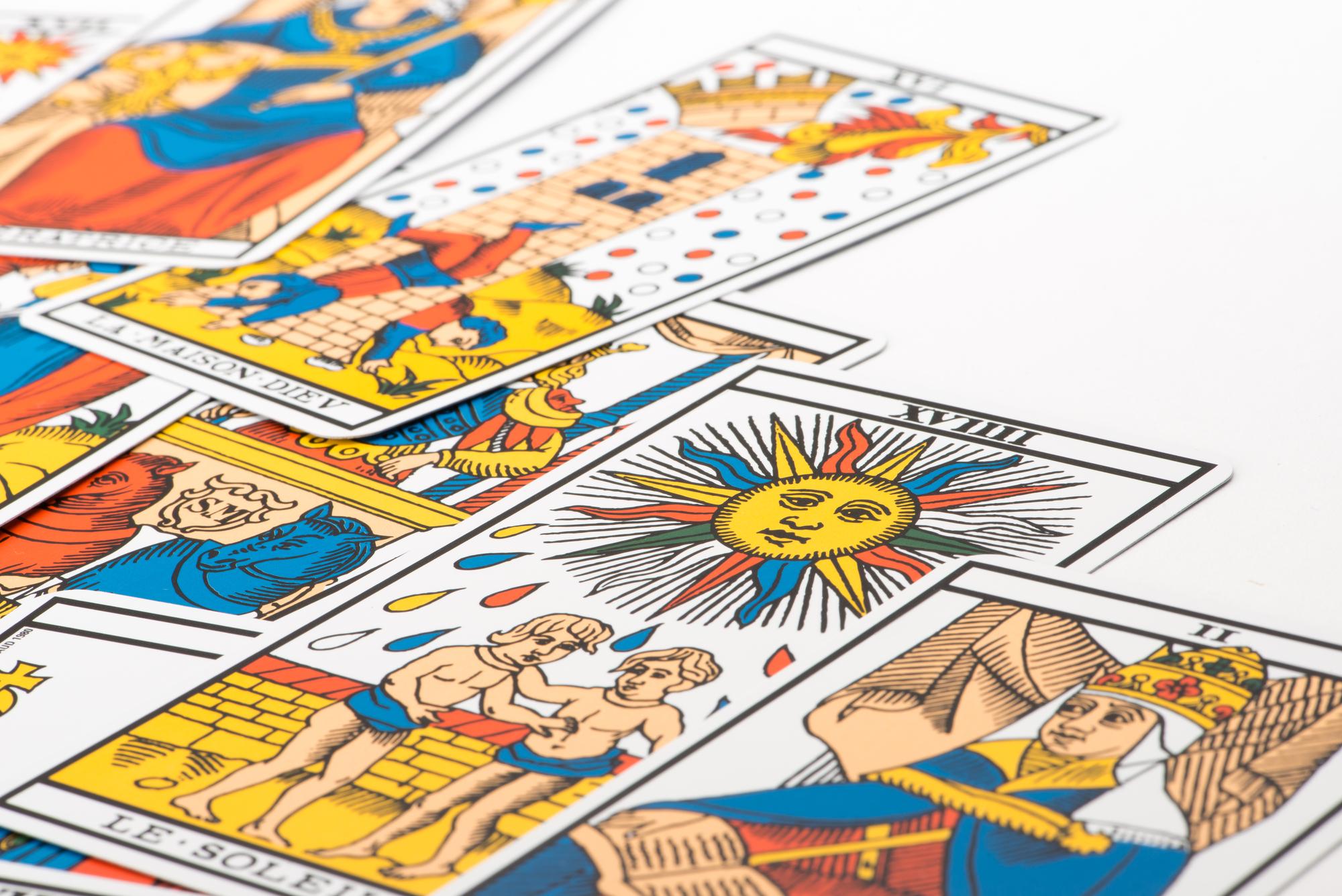 Online Tarot reading - WeMystic