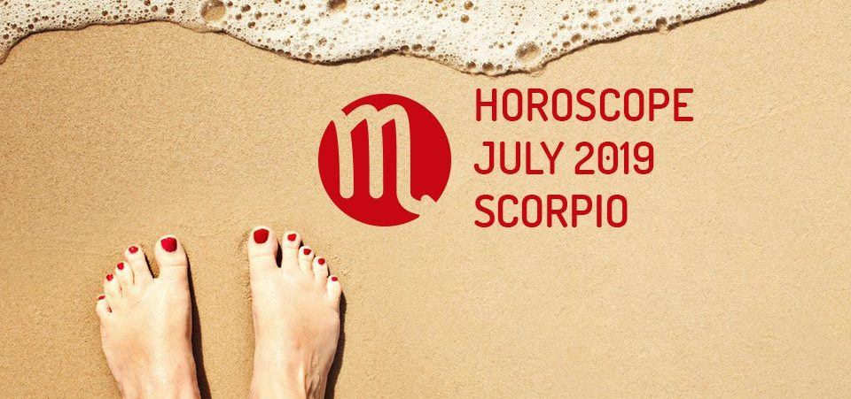 Scorpio Horoscope for July 2019 - WeMystic