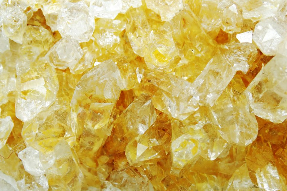 Citrine: a gemstone for mental exhaustion