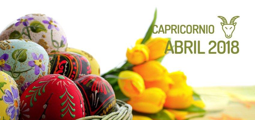 Horóscopo De Capricornio Para Abril 2019 Wemystic