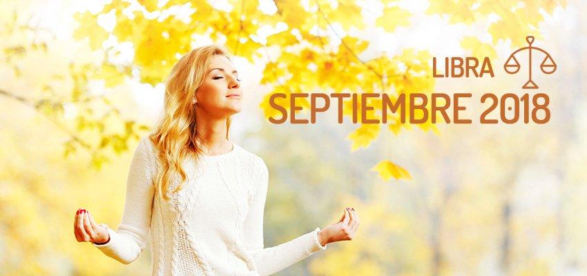 Horóscopo de Libra para Septiembre