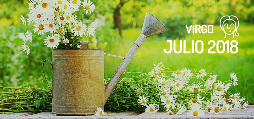 Horóscopo de Virgo para Julio