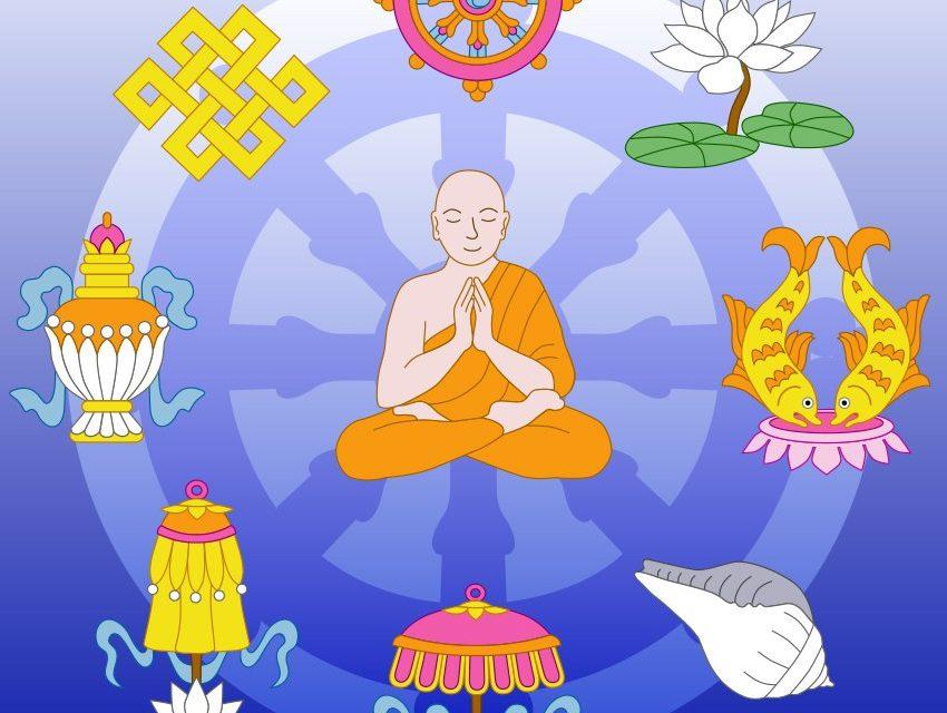 8 Tesoros De Buda Y Su Significado En Las Religiones Búdicas Wemystic