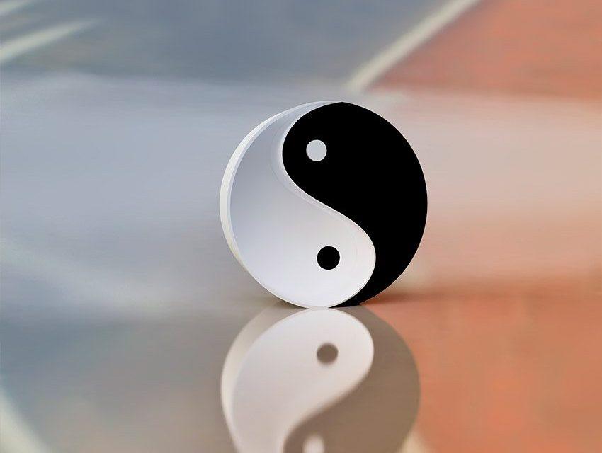 Energías Opuestas Que Se Complementan En El Yin Yang Wemystic