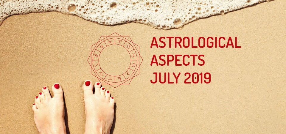 Main astrological transits of July 2019 - WeMystic