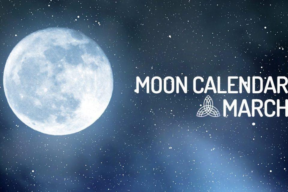 Lunar calendar for March 2019: best recommendations - WeMystic