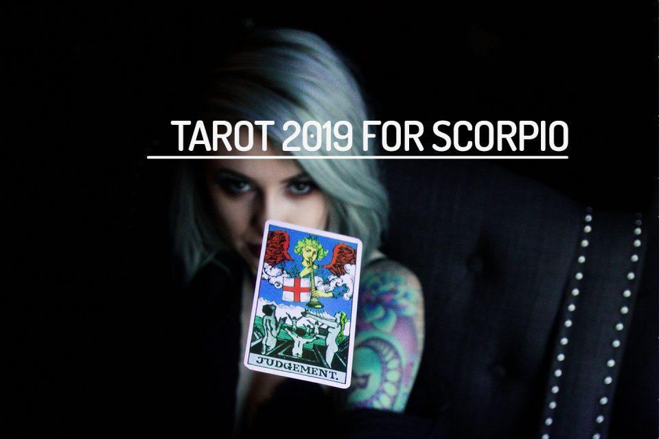tarot 2019 scorpio