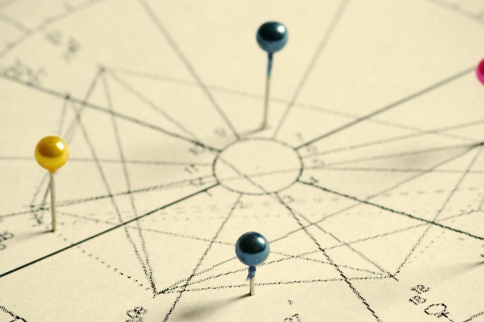 Division of the Birth Chart: astrological hemispheres and