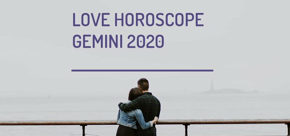 Love horoscope for Gemini: good aspects for love in 2020