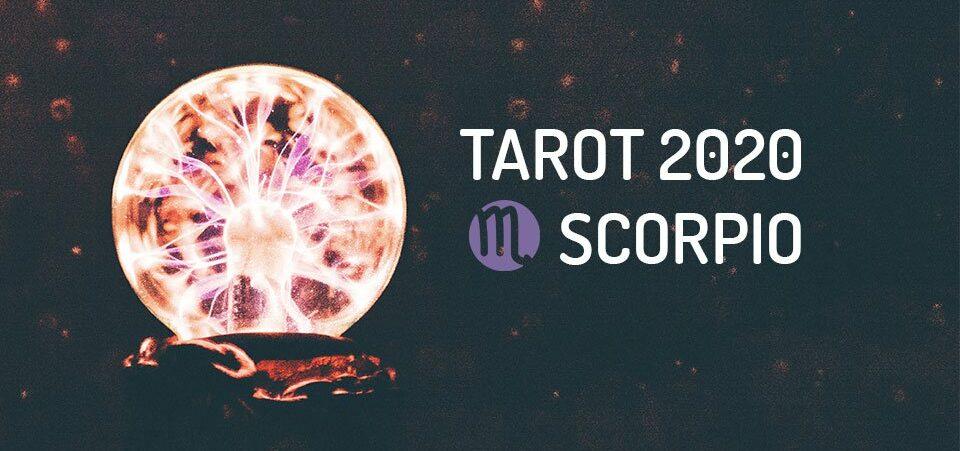 2020 scorpio tarot