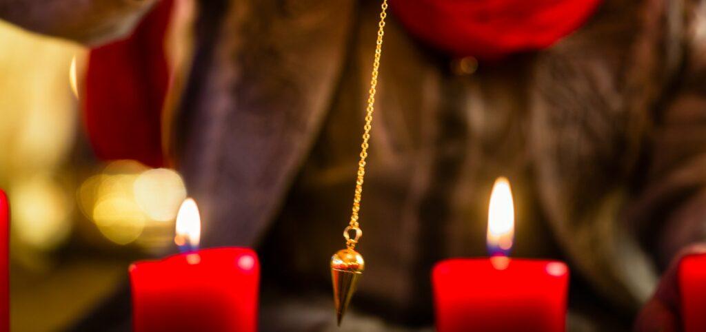 Preparazione del pendolo