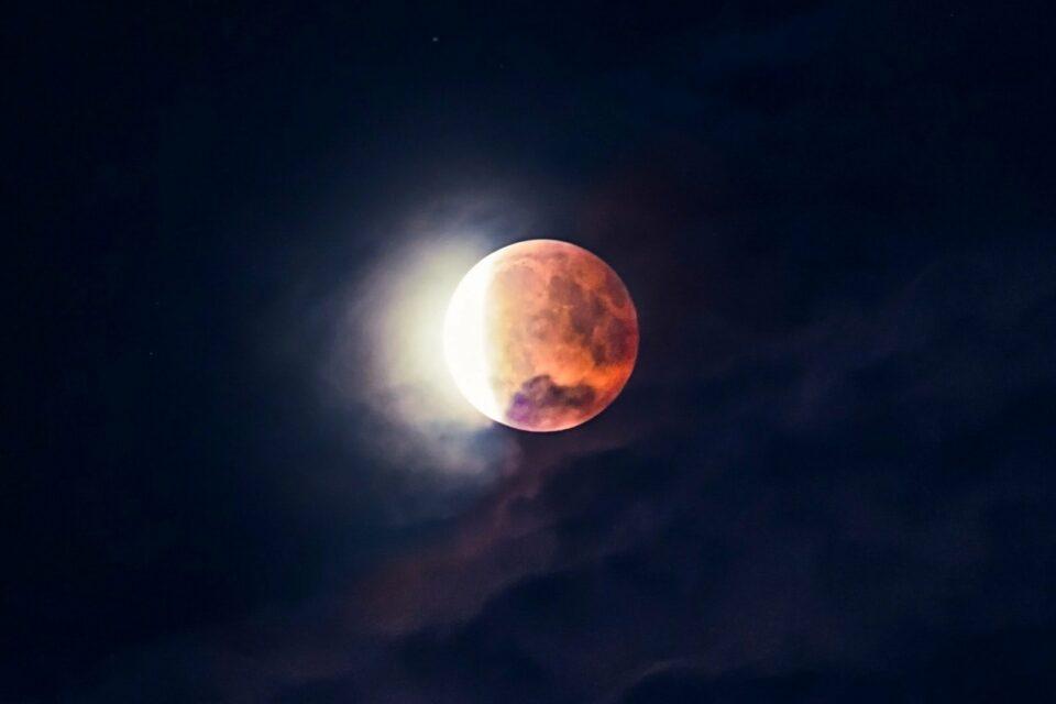 Luna nueva en mayo 2020