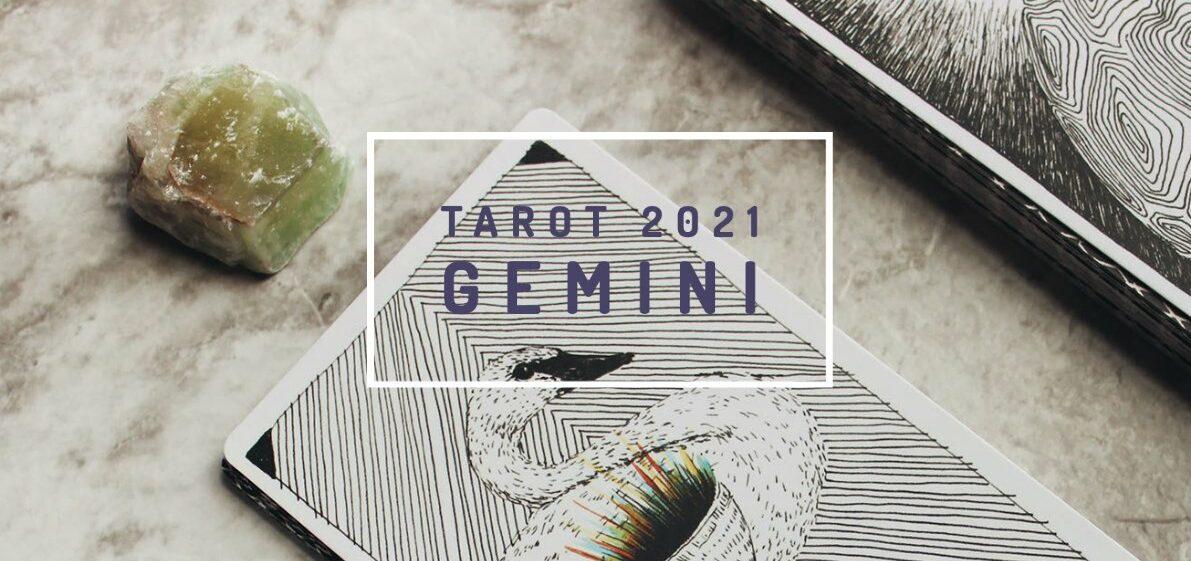 2021 Tarot card predictions