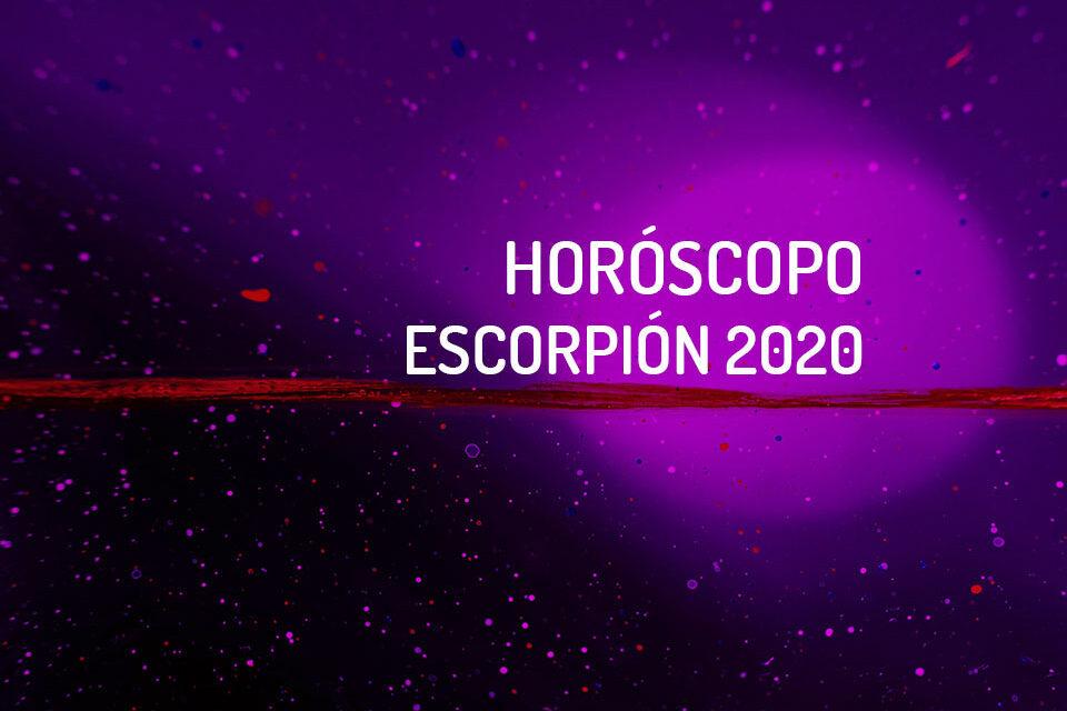 Horóscopo 2020 Para Escorpión Previsiones Completas Wemystic
